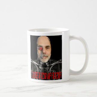 The Debtonator & The Tarpinator Coffee Mug