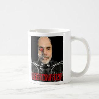 The Debtonator & The Tarpinator Coffee Mugs