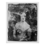 THE DECAYED DAGUERREOTYPE POSTER