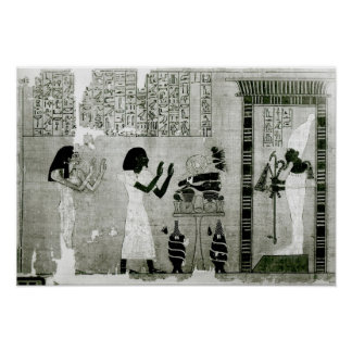 The deceased accompanied by his sister poster