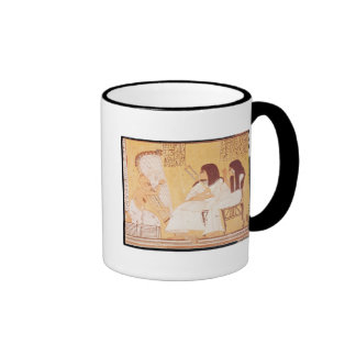 The deceased and his wife ringer mug