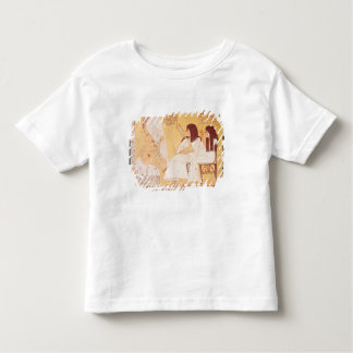 The deceased and his wife toddler t-shirt