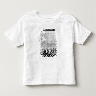 The Declaration of Arbroath, 6 April 1320 Toddler T-shirt