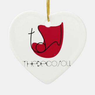 The Deco Soul Merchandising Adorno