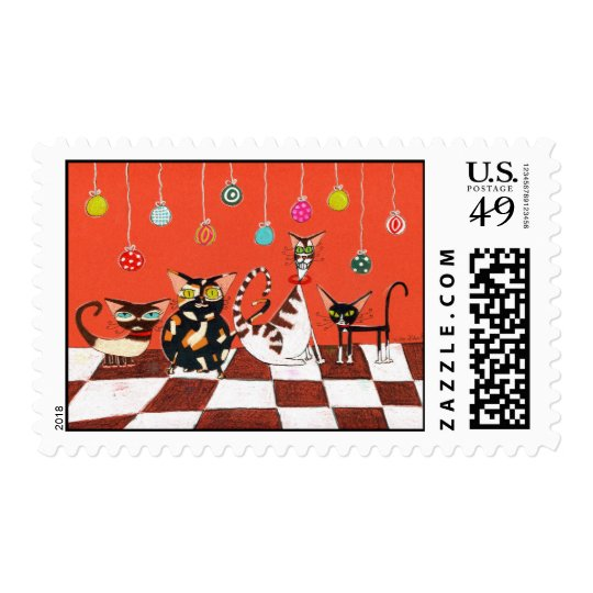 The Decorating Committee Postage