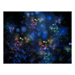 The Deep - Abstract Fractal Print/Poster