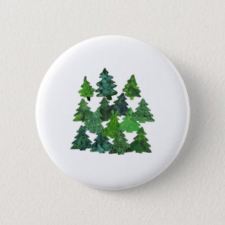 THE DEEP FOREST PINBACK BUTTON
