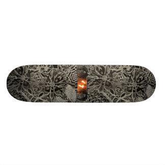 The Deep Roots Skate Skateboard Deck