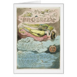 'The Deep Winter Came...', plate 5 from 'Europe. A Greeting Card