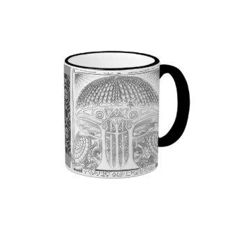 THE DEEP  WOODS SHROOM mug