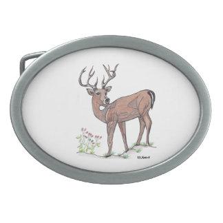 The Deer...Belt Buckle...
