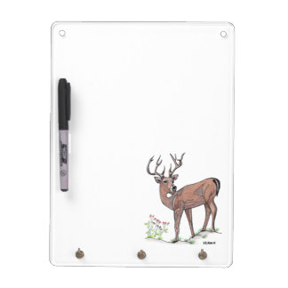 The Deer...Dry Erase Board