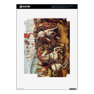 The Defeat of Athens by Minos, King of Crete, from iPad 3 Decal