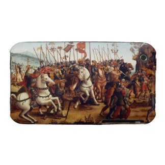 The Defeat of Athens by Minos, King of Crete, from iPhone 3 Case