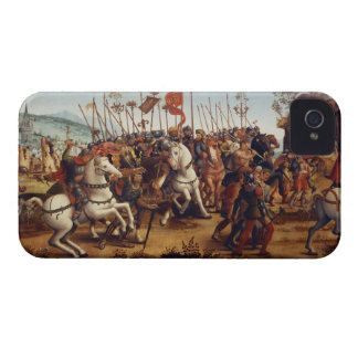The Defeat of Athens by Minos, King of Crete, from iPhone 4 Case-Mate Case
