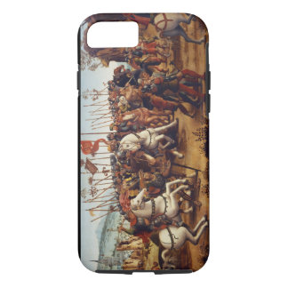 The Defeat of Athens by Minos, King of Crete, from iPhone 8/7 Case