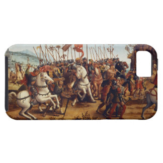The Defeat of Athens by Minos, King of Crete, from iPhone SE/5/5s Case