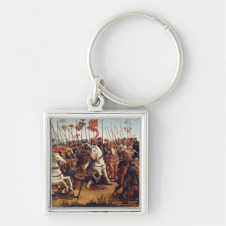 The Defeat of Athens by Minos, King of Crete, from Keychains