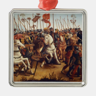 The Defeat of Athens by Minos, King of Crete, from Metal Ornament