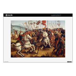 The Defeat of Athens by Minos, King of Crete, from Laptop Skin