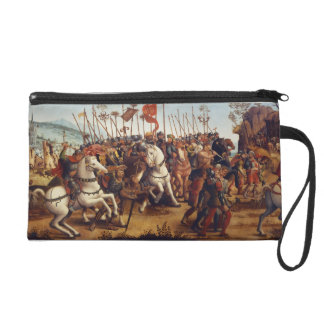 The Defeat of Athens by Minos, King of Crete, from Wristlet Purse