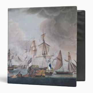 The Defeat of the Combined Forces 3 Ring Binder