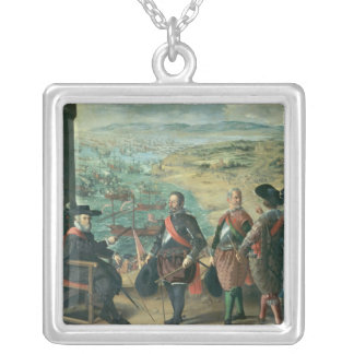 The Defence of Cadiz against the English, 1634 Jewelry