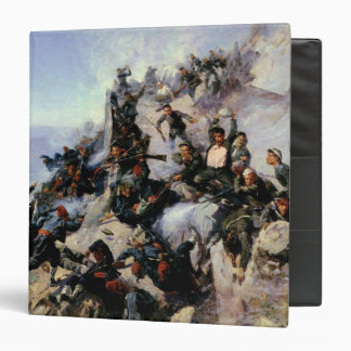 The Defence of the Eagle Aerie 3 Ring Binder