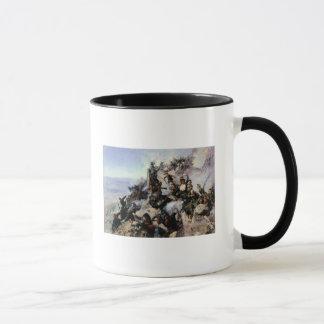 The Defence of the Eagle Aerie Mug