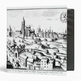 The Defenestration of Prague, 3rd August 1618 3 Ring Binder