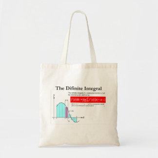 The Definite Integral Tote Bag