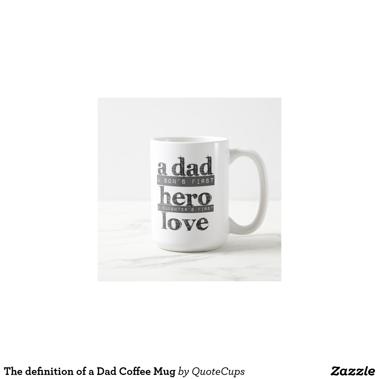 What Is Coffee Maker Definition : The definition of a Dad Coffee Mug Zazzle
