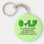 THE DEFINITION OF GOLF KEYCHAIN