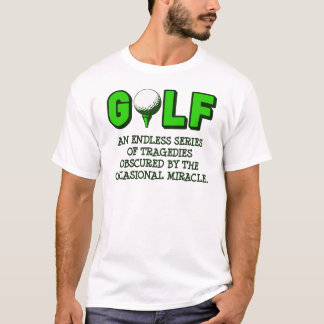 THE DEFINITION OF GOLF T-Shirt