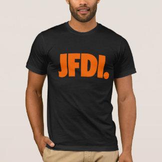 The Definitive JFDI Tee (Black)