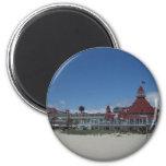 The Del Coronado Hotel Fridge Magnet