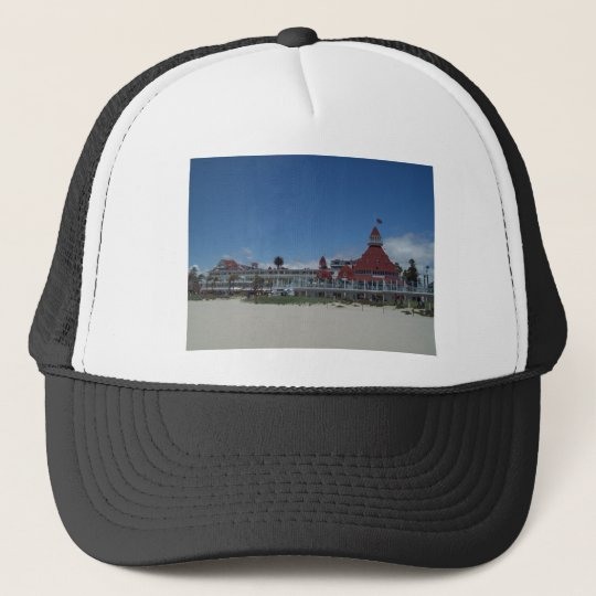 The Del Coronado Hotel Trucker Hat