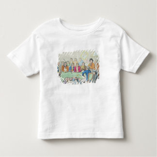 The delegates in council or beggars on horseback toddler t-shirt