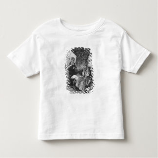 The delights of motherhood toddler t-shirt