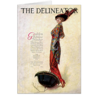 The Delineator 1913 Card