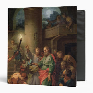 The Deliverance of St. Paul and St. Barnabas 3 Ring Binder