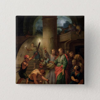 The Deliverance of St. Paul and St. Barnabas Pinback Button