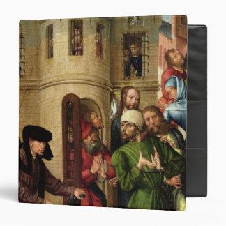 The Deliverance of the Prisoners, c.1470 3 Ring Binder