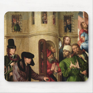 The Deliverance of the Prisoners, c.1470 Mouse Pad
