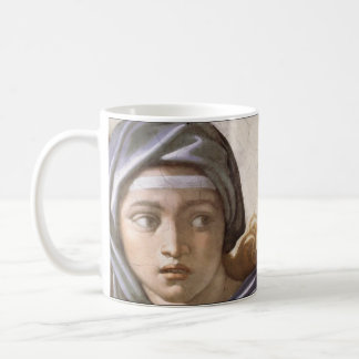 The Delphic Sibyl in detail mug
