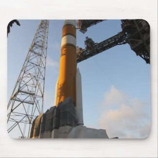 The Delta IV rocket Mouse Pad