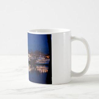 The Delta King at night - Sacramento, CA Coffee Mug