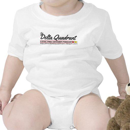 The Delta Quadrant logo Tshirts