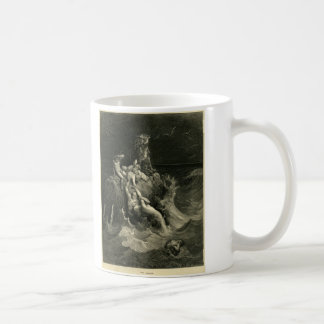 The Deluge by Gustave Dore based on Noah's Ark Coffee Mug