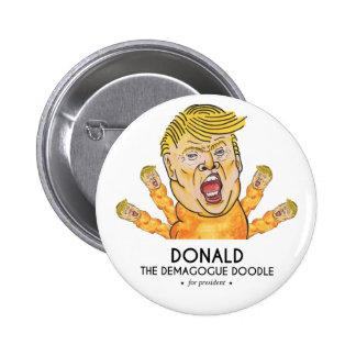The Demagogue Doodle Button